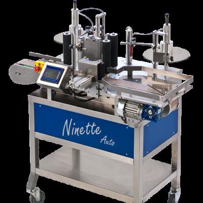 Etiquetadora Ninette automática