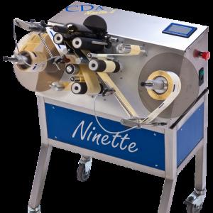 Etiquetadora Ninette II semi automática