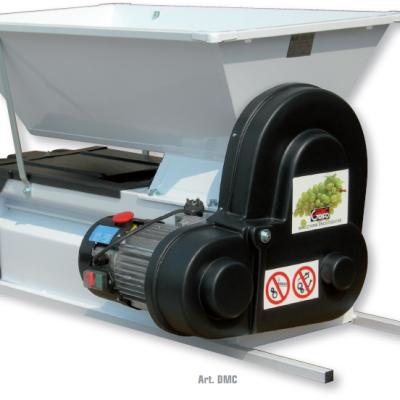 Despalilladora eléctrica esmaltada para 1500 kg/h