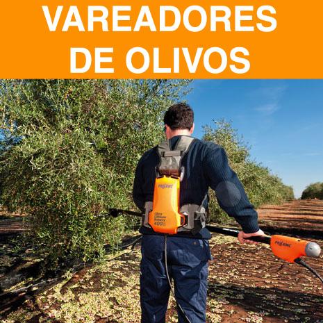 Vareadores de olivas