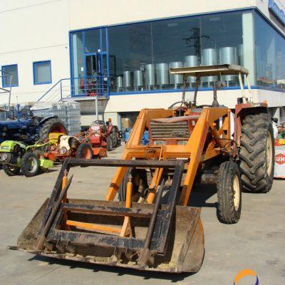 tractor fiat 766E segunda mano