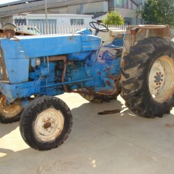 tractor ford 6600 frontal