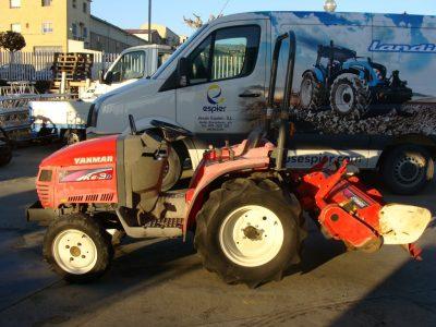 tractor yanmar ke 3d ocasion