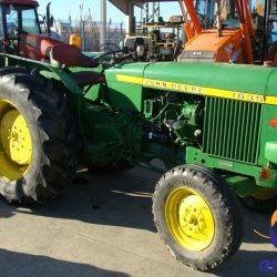 tractor john deere 1635 alzado