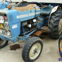 tractor ford 2000 alzado