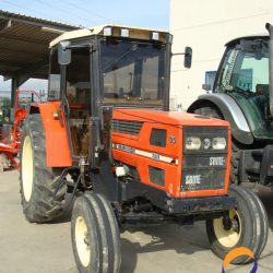 tractor same explorer II alzado