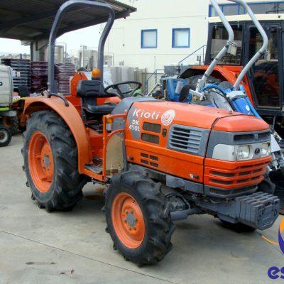 tractor kioti dk 450 l alfado izquierda