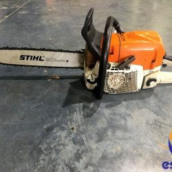 motosierra STIHL ms362 perfil